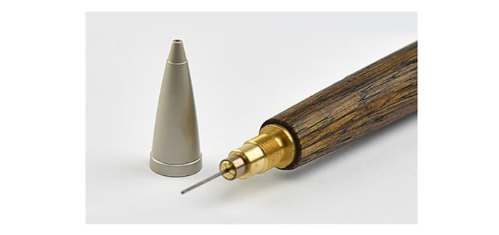 日本UNI橡木自動鉛筆PURE MALT系列M5-1015(日本原裝進口)