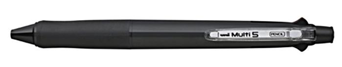 日本UNI Muti 5五合一機能筆MSE5-500.24(即4色0.5mm原子筆+0.7mm自動鉛筆)