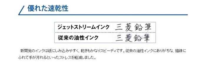 日本UNI三菱 JetStream溜溜筆α-gel阿發軟墊系列SXN-1000-07(0.7mm油性)