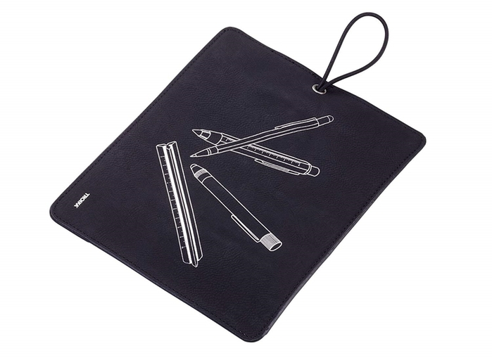 德國TROIKA|捲軸工具筆袋附鉛筆一支 ( PER01 )