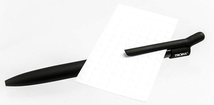 (複製)德國TROIKA|高質感觸控工具原子筆 ( PIP60/BK )