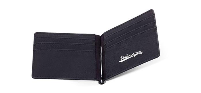 德國TROIKA 福斯經典麵包車皮夾質感皮夾 ( WAL72/BS )