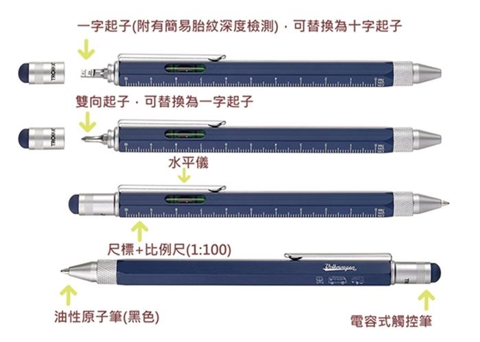 德國TROIKA|工程筆工具筆鉛筆盒麵包車鉛筆盒 ( PEC76-BS / PEC77/BS )