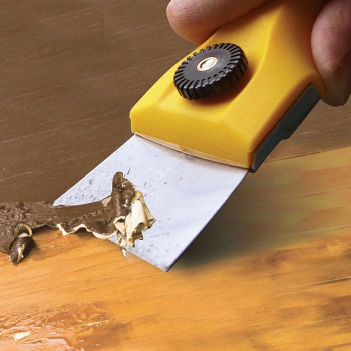 日本OLFA|不鏽鋼刮刀 ( 刀片尺寸170mm*45mm且刀片可換 T-45 )