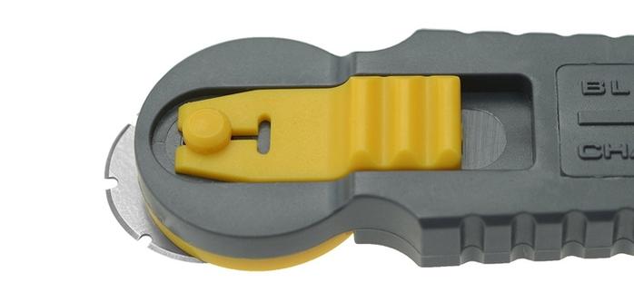 日本OLFA|圓刃滾刀 ( 直徑18mm ; PRC-2 )