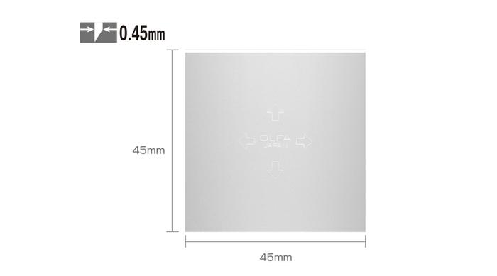 日本OLFA|不鏽鋼刮刀替刃 ( TB-45 )