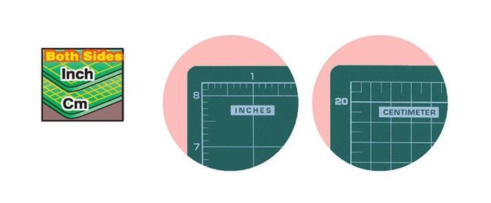 日本OLFA|經典綠雙面裁墊雙面切割墊 ( CM-A3 )