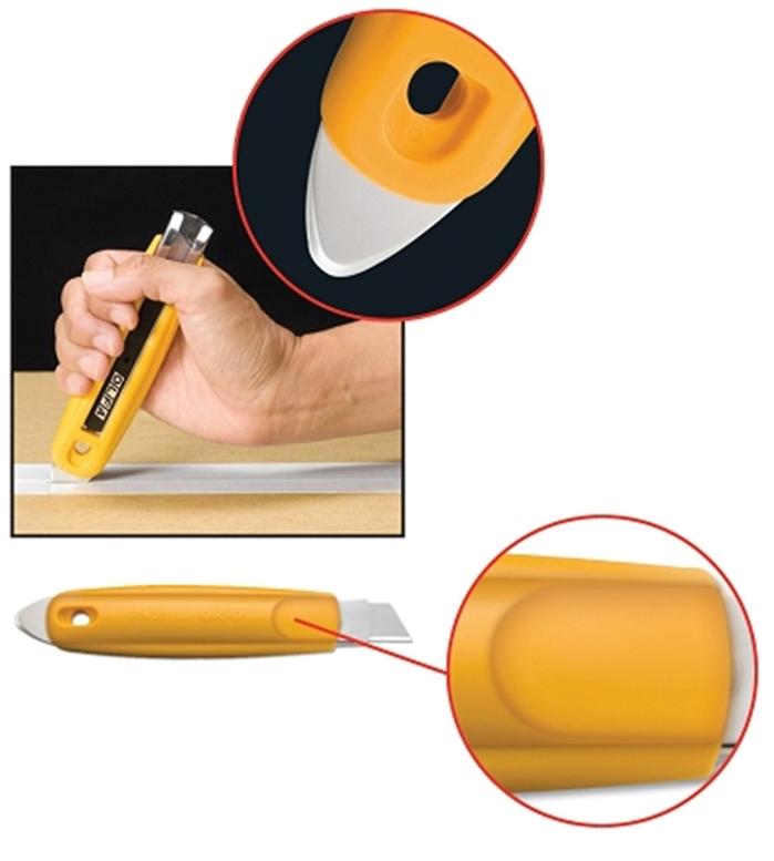 日本OLFA|工作安全刀彈簧刀 ( SK-9 )