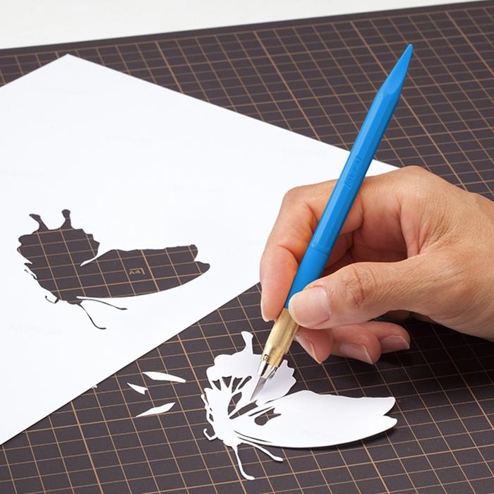 日本OLFA| 專業筆刀雕刻筆刀 ( 216BS )