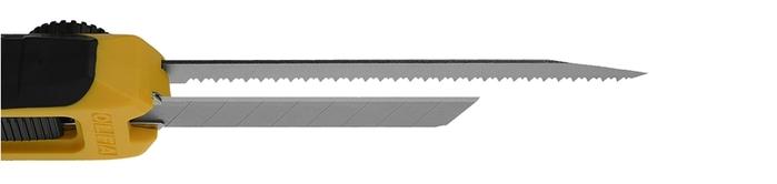 日本OLFA|多功能鋸刀兩用型美工刀 ( CS-5 )