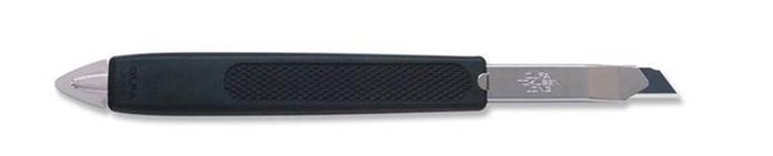 日本OLFA|專業壁紙刀二合一工具刀加長型美工刀 ( 185B )