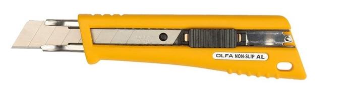 日本OLFA|大型折刃式美工刀壁紙刀 ( NL-AL )