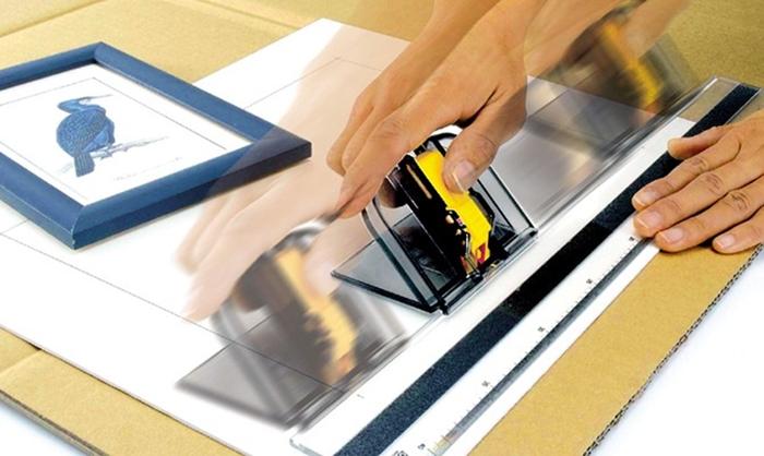 日本OLFA|相框切割器45度切割裱框斜切器 ( MC-45/2B )