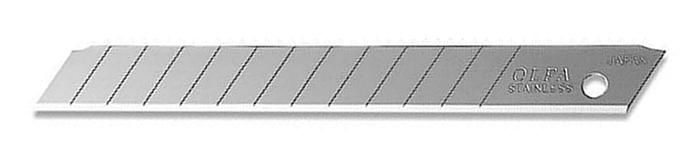 日本OLFA|折斷式刀片美工刀片美工刀替刃 ( ASB-10 )