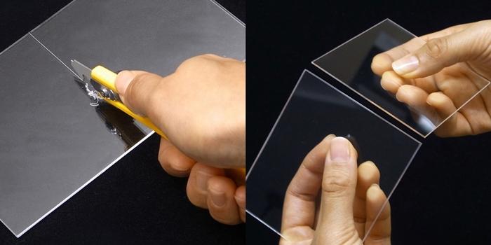 日本OLFA|壓克力切割刀膠板切割刀壓克力刀 ( PC-S )