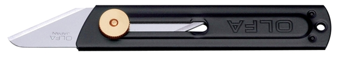 日本OLFA|工藝刀木工刀Craft Knife嫁接刀尖尾刀 ( CK-1 )