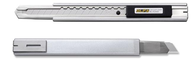 日本OLFA|極致系列折刃式美工刀 ( Ltd-03 )