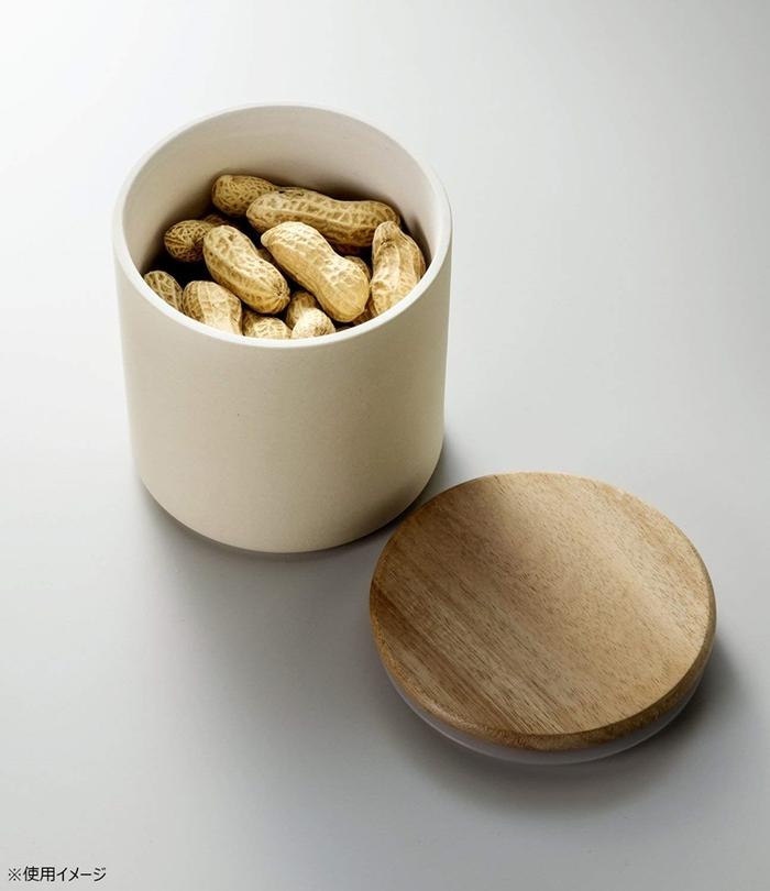 日本Karari|珪藻土食品保存罐 ( HO1845 )