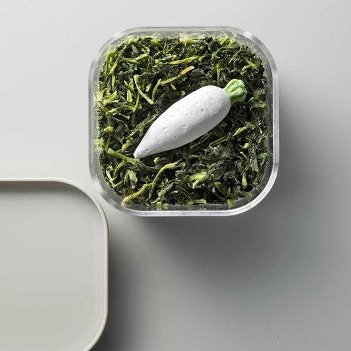 日本Karari|珪藻土防潮乾燥塊 ( 白蘿蔔 ; HO1834 )