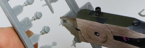 日本神之手GodHand 究極超薄單刃剪鉗 ( 右手版 ; SPN-120 )