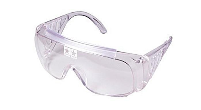 日本田宮TAMIYA|工作安全護目眼鏡 ( 74039 )