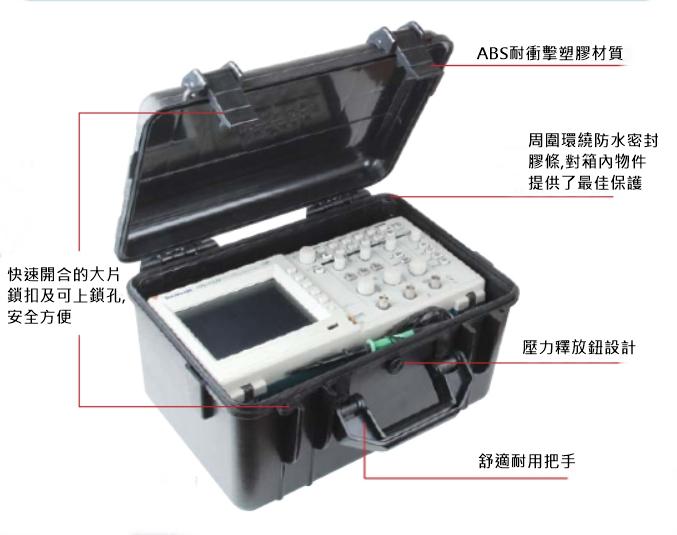 台灣Pro'sKit寶工|氣密式攝影防水箱 ( TC-265 )