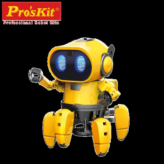 台灣Pro'sKit寶工|科學玩具紅外線AI智能寶比 ( GE-893 )