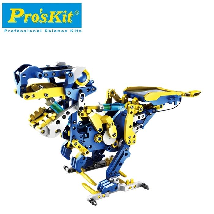 台灣Pro'sKit寶工|科學玩具12合1百戰天龍 ( GE-618 )