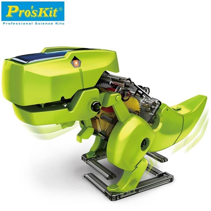 台灣Pro'sKit寶工|科學玩具4合1太陽能四戰士 ( GE-617 )