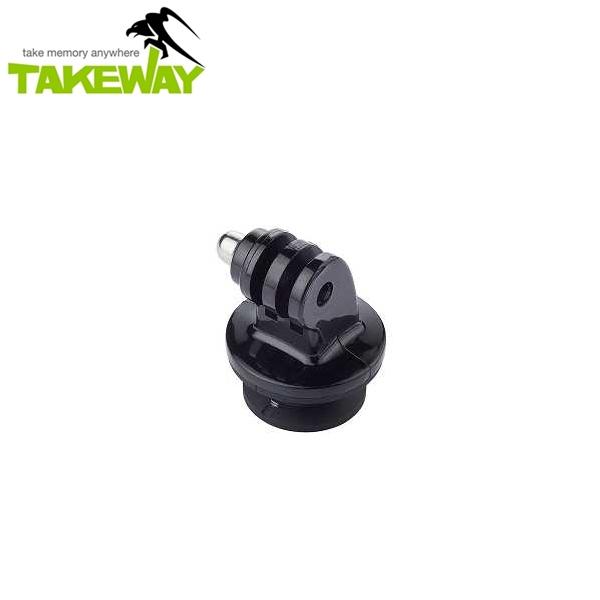 台灣製造TAKEWAY 運動攝影機快拆板 ( T-RC03 )