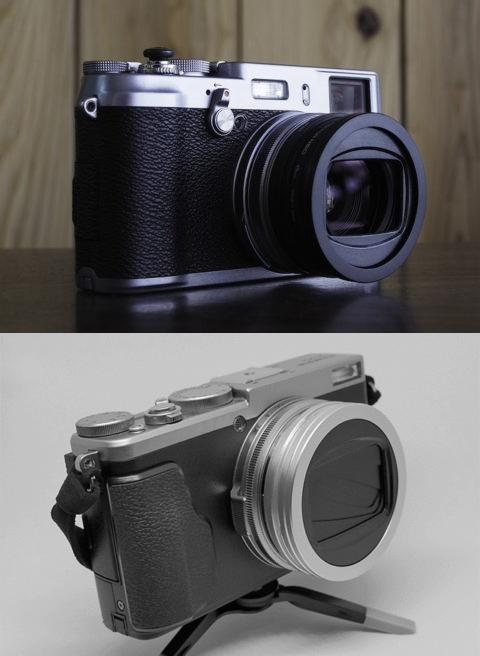 Freemod|半自動鏡頭蓋 ( X-CAP2 46mm Black )