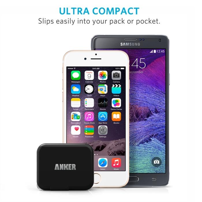 美國ANKER|10W 1孔 USB Wall Charger充電器 ( 71AN10WS系列 )