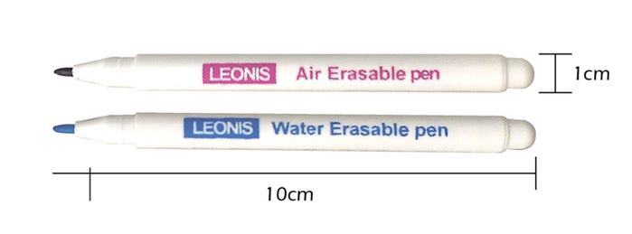 (複製)日本LEONIS|不鏽鋼小剪刀刃先刺繡剪刀92160(附可跟手帳本用的保護套;台灣製造)