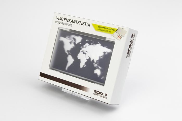 德國TROIKA|BUSSINESS CARD CASE名片盒夾 ( CDC10-A171 )