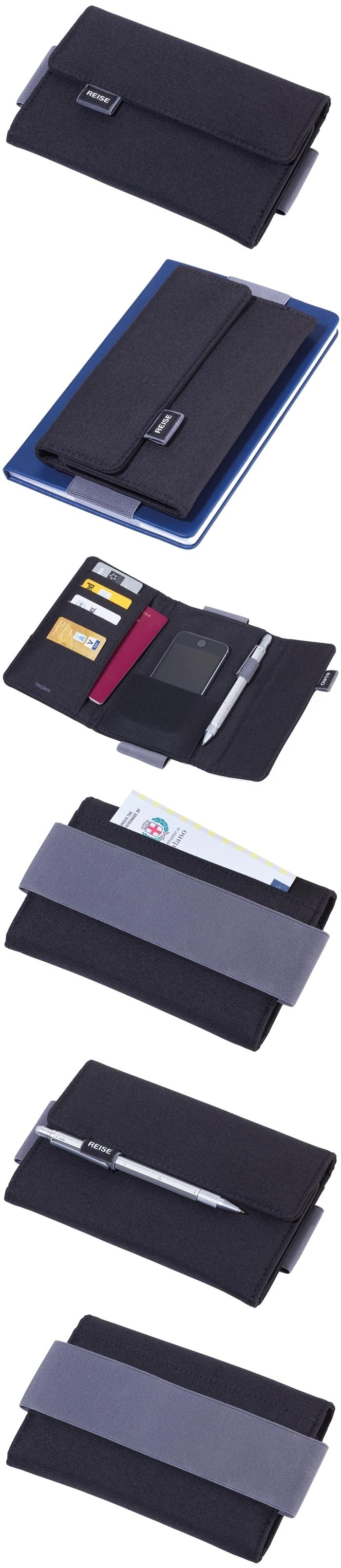 德國TROIKA|手拿包收納包多功能包 ( 大小18x12cm ; TRV55系列)