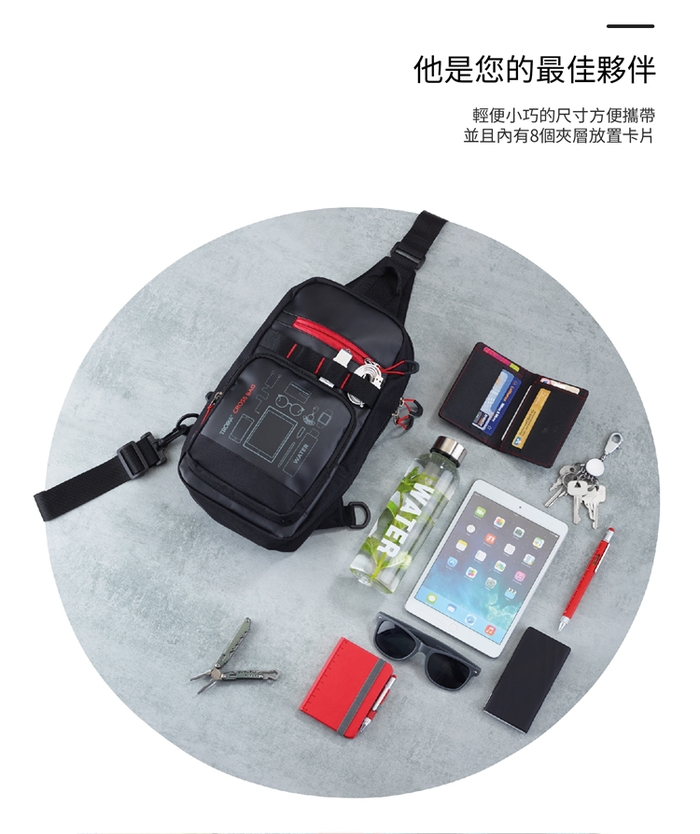 (複製)德國TROIKA|信用卡防盜刷屏障防RFID防資料竊取小皮夾 ( CC50/BK )