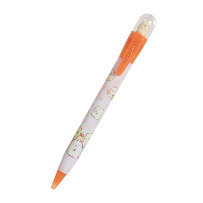 日本San-X 可愛角落生物造型原子筆角落小夥伴牆角生物圓珠筆 ( PP4520系列 )