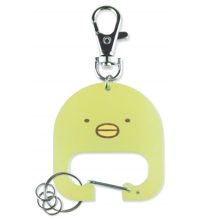 日本San-X 角落小夥伴鑰匙扣吊飾T'S FACTORY角落生物鑰匙圈 ( SG-55215系列 )