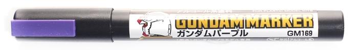 日本MR.HOBBY|鋼普拉筆鋼彈筆進階6色彩色筆組( GMS-124 )
