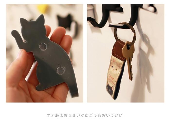 (複製)日本TOYO CASE|狗狗造型磁吸式掛勾 ( 日本平行輸入 ; MH-AN系列 )