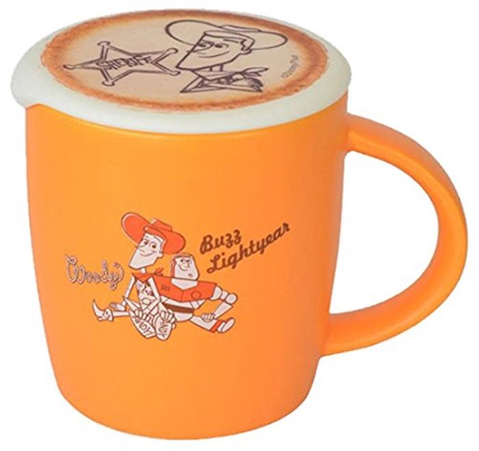 日本Entrex|玩具總動員Latte Art馬克杯咖啡杯 ( #1435系列 )