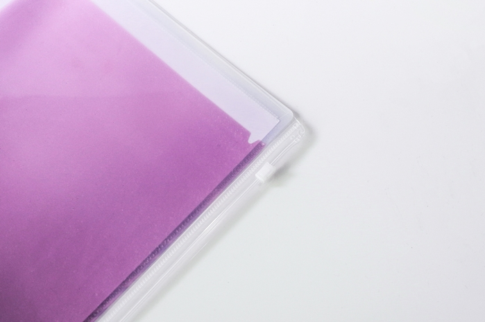 日本SUN-STAR|冰雪奇緣2艾莎FROZEN安娜II文件夾鏈袋A4資料夾鏈夾 (S2121697)