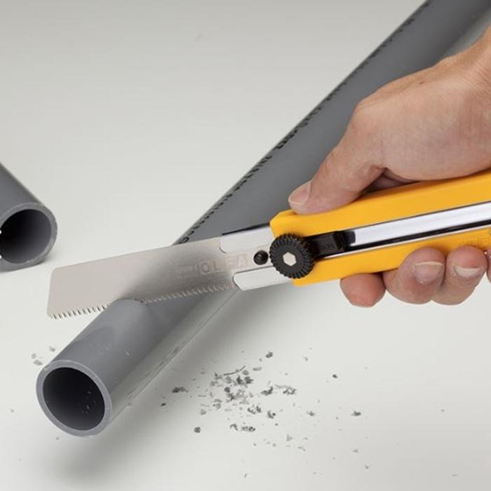 日本OLFA|特大型鋸齒型鋸刀鋸子 (長10cm鋸片;HSW-1)