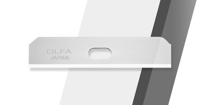 日本OLFA|左手右手兩用工作刀安全刀小美工刀 (SK-7)