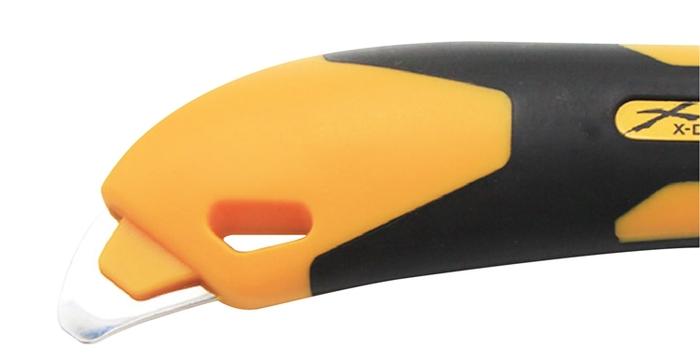 (複製)日本OLFA|防滑橡膠X系列特大型美工刀附掛洞 (自動鎖定25mm刀片;品番212B;XH-AL)