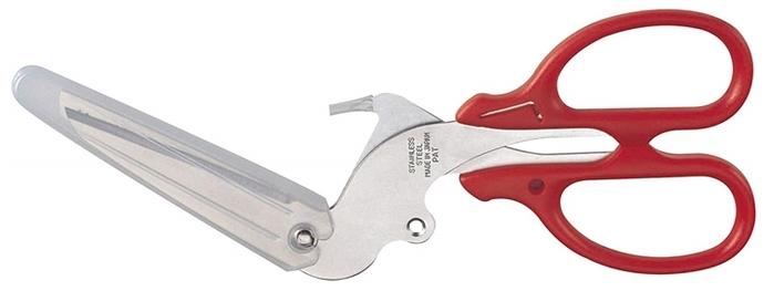 日本COGIT 十一種多功能剪刀萬用剪刀多用途剪刀 (581908)