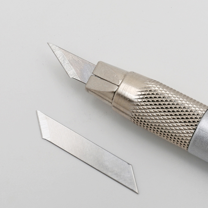 日本NT Cutter|金屬筆刀模型等距刻線刀切割刀 ( D-400GP )