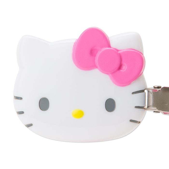 日本Sanrio三麗鷗|Hello Kitty凱蒂貓髮夾酷洛米髮夾 (兩入;A301系列)