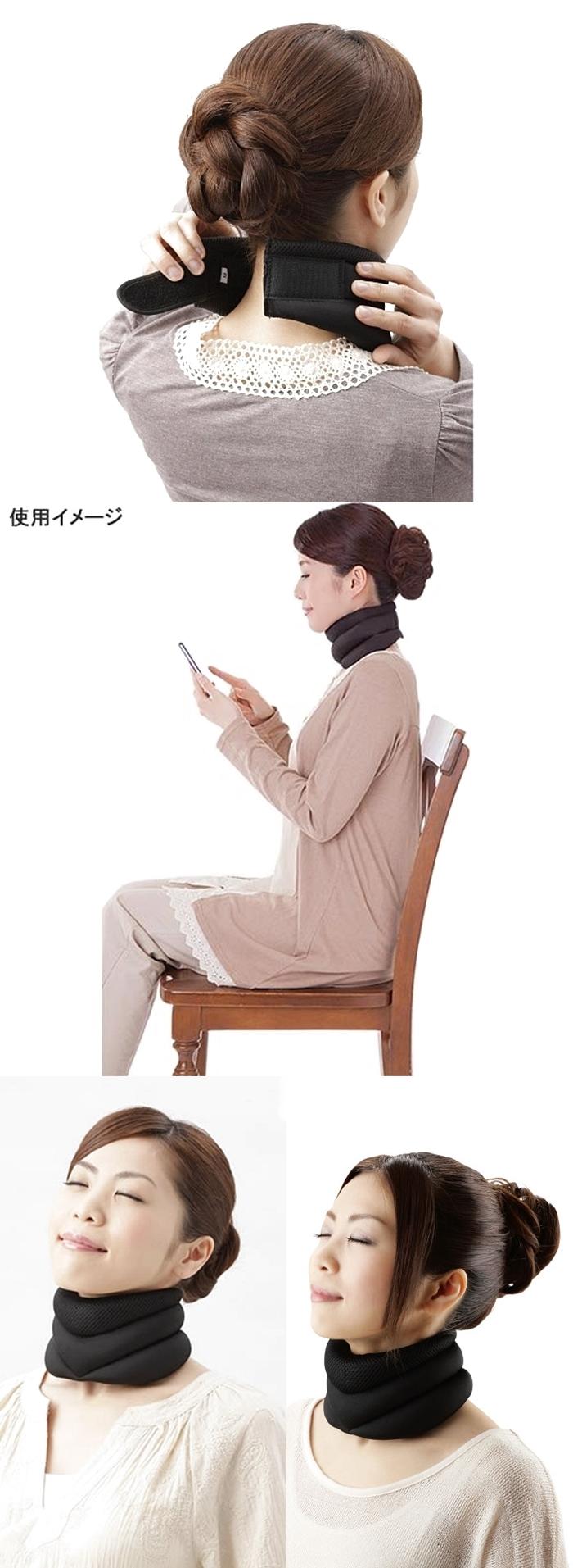 日本NEEDS|旅行頸枕護頸枕脖枕頸飛機枕頭O型枕頭靠枕 (#6729系列 )