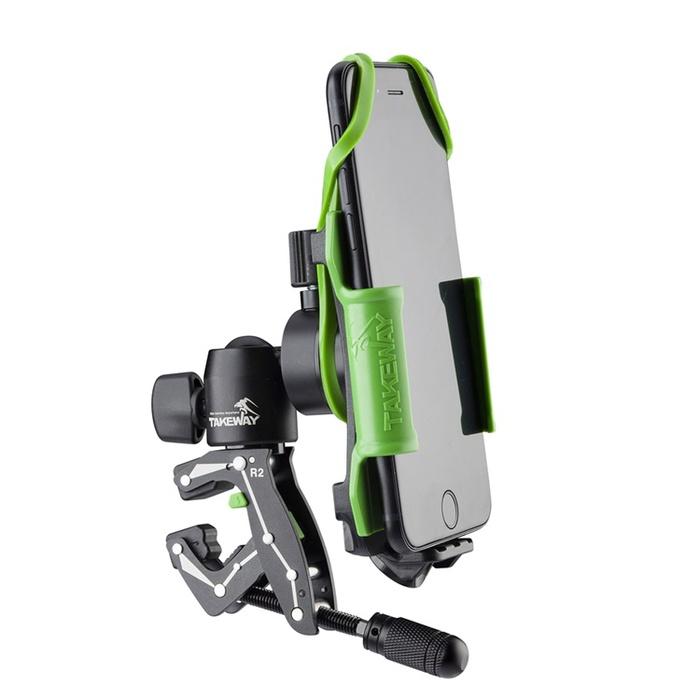 TAKEWAY|運動型手機架 運動手機座 運動手機夾 ( T-PH03系列 )